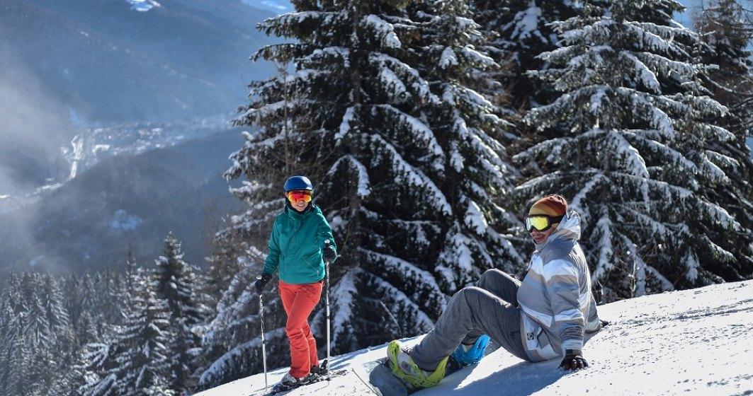 Primăria Brașov ia în calcul să ceară turiștilor vaccin sau test pentru a putea intra pe pârtia de schi de la Poiana Brașov