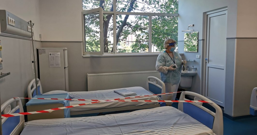 Spitalul Colentina va putea primi și pacienți non-COVID