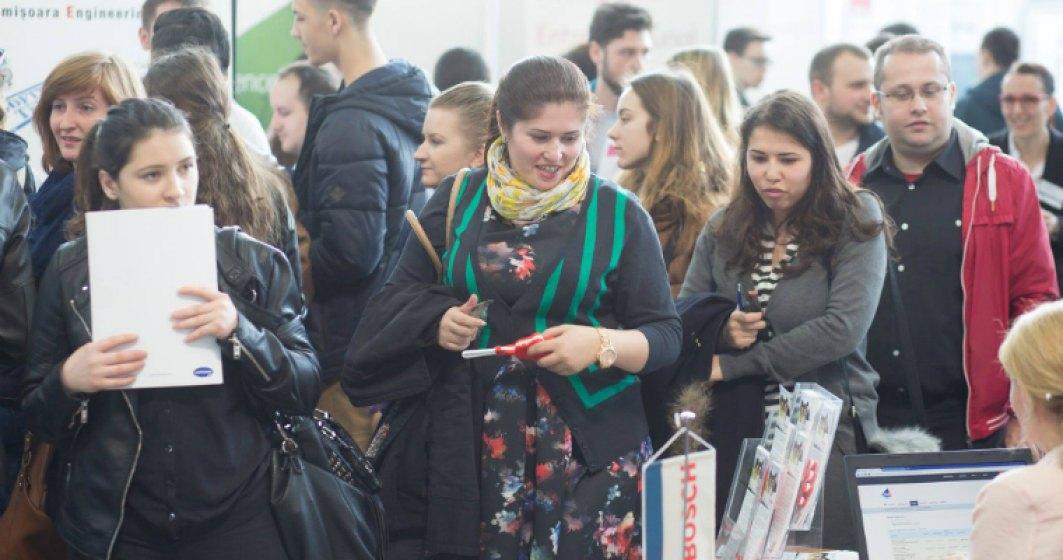 Aproape 27.000 locuri de munca disponibile, cele mai multe in Bucuresti si Sibiu cele mai putine in Mehedinti si Bacau