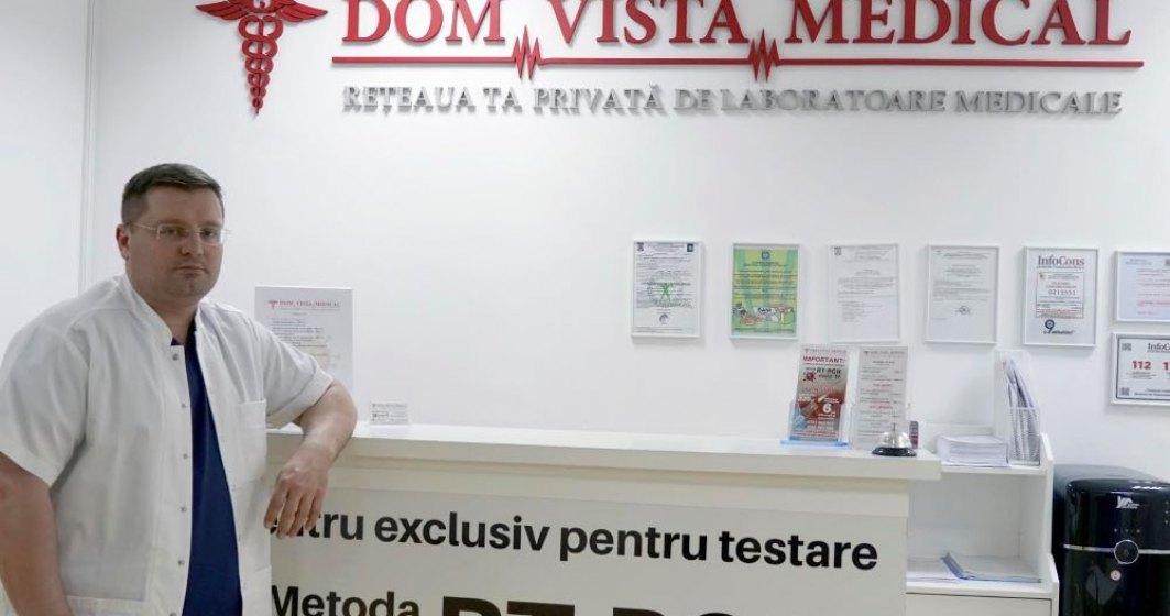 Un centru de testare din România promite rezultatul testului RT-PCR în 60 minute