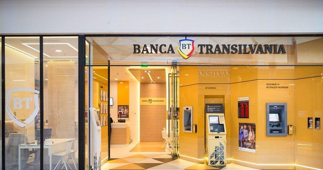 Banca Transilvania urca aproape 50 de pozitii in clasamentul celor mai valoroase branduri bancare din lume