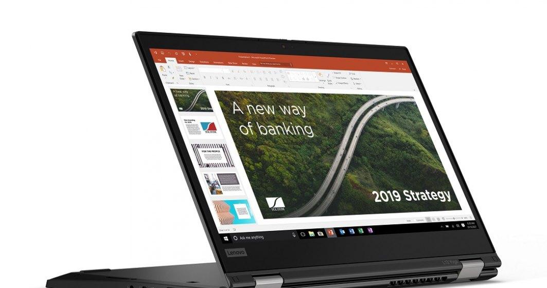 Lenovo isi extinde gamele Thinkpad, ThinkVision, Ideapad, L Series, Chromebooks si Lenovo Go