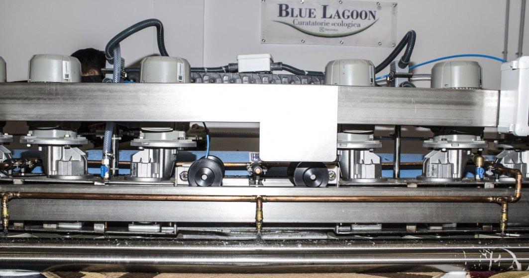 Investitie de jumatate de milion de euro in cel mai mare centru de procesare ecologica a hainelor din Sud-Estul Europei. Planurile Blue Lagoon Clean