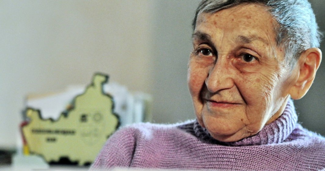 Disidenta anticomunista Doina Cornea a murit