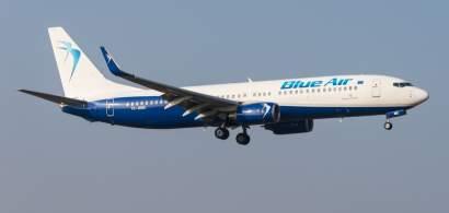 Blue Air încheie campania care oferă o schimbare gratuită a datelor călătoriei