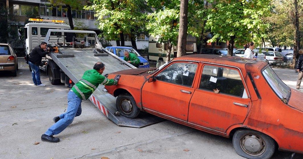 Ciprian Ciucu: Au fost ridicate peste 1.000 de automobile abandonate din Sectorul 6