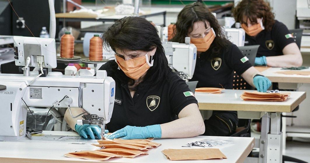Automobili Lamborghini începe producția de măști chirurgicale și viziere medicale în contextul pandemiei noului Coronavirus