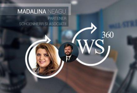 Avocata Madalina Neagu (Schoenherr) iti explica tendintele momentului in M&A la WALL-STREET 360