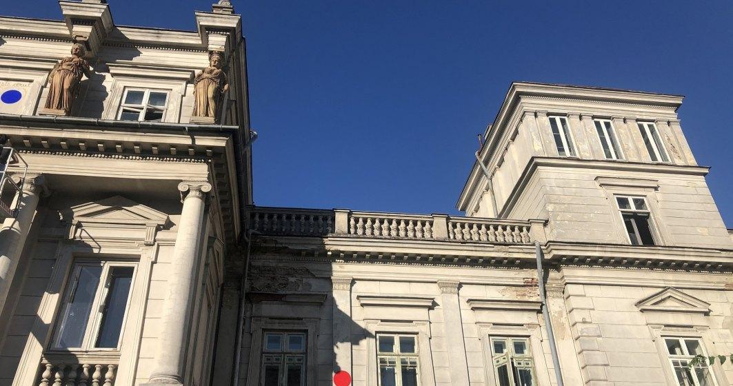 Hagag a primit undă verde pentru a începe lucrările de renovare a Palatului Știrbei din Capitală