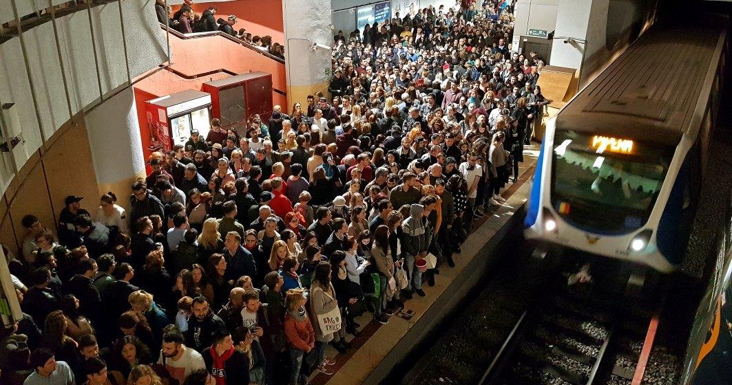 Coronavirus   Ce măsuri ia Metrorex în situația supraaglomerării stațiilor de metrou, la orele de vârf