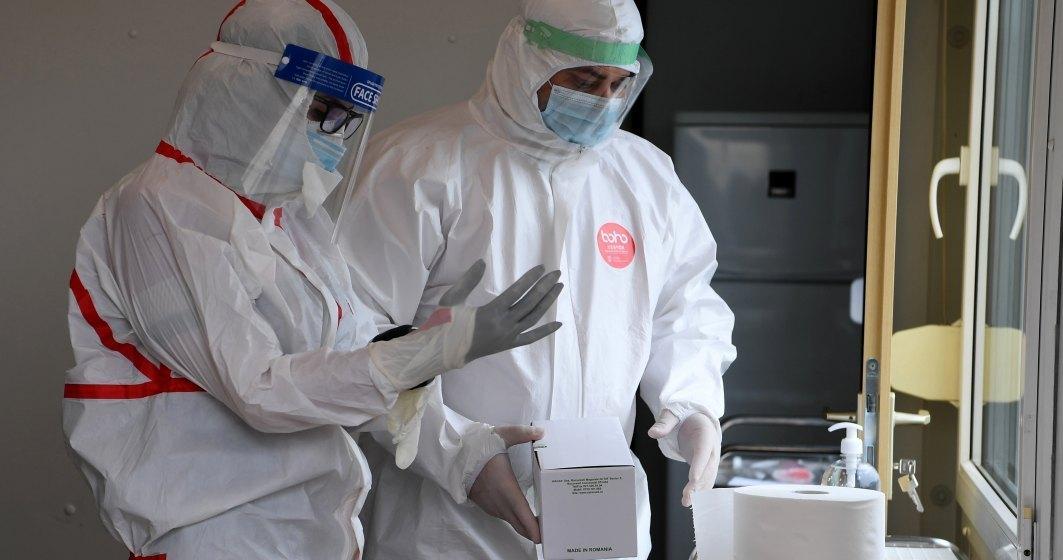 Coronavirus, 28 septembrie: Un nou RECORD de pacienți internați la ATI