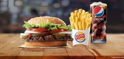 Se deschide primul restaurant Burger King din afara Bucureștiului