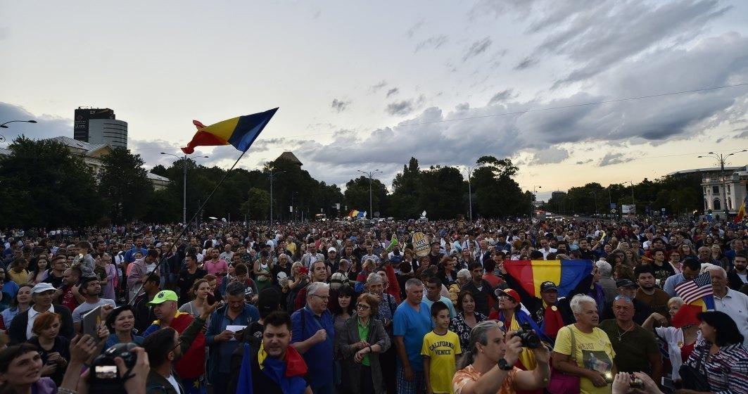 Protest 10 august. Vreti sa veniti la marele protest din Piata Victoriei? Iata de unde si cand se pleaca spre Bucuresti din marile orase