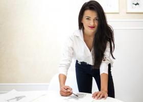 Povestea brandului de fashion Alina Cernătescu: A pornit la drum cu 5.000...