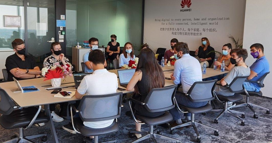 """Huawei a lansat """"Seeds for the Future"""", un program pentru tinerii pasionați de tehnologie"""
