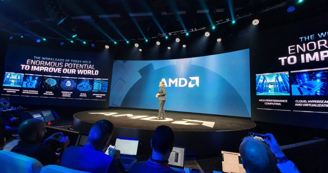 Panza invizibila care leaga tehnologia: AMD lanseaza Epyc 2 si de ce e atat de important acest procesor