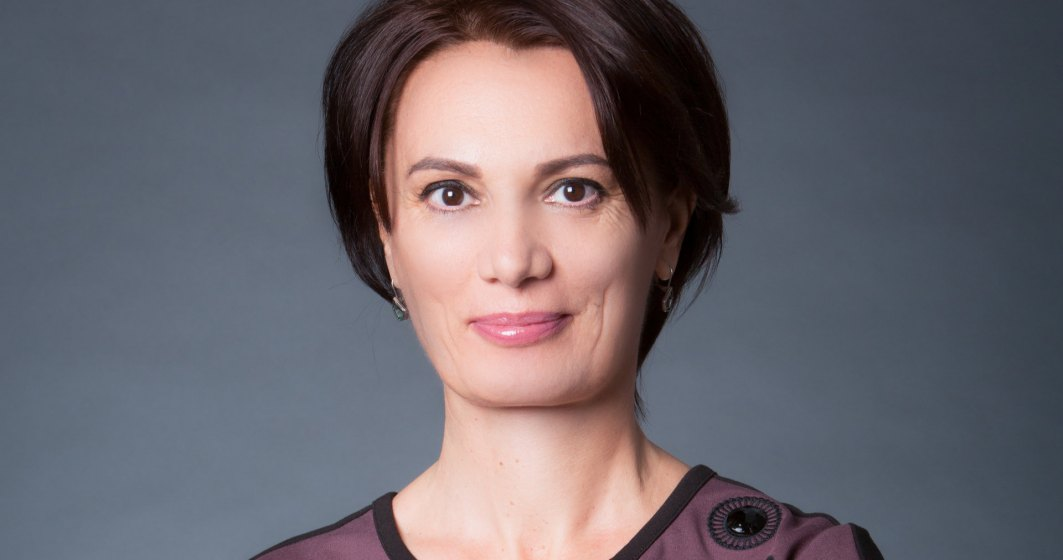 Iulia Rosian, manager general CHC Sanofi Romania & Moldova: O populatie sanatoasa incepe cu sanatatea personala