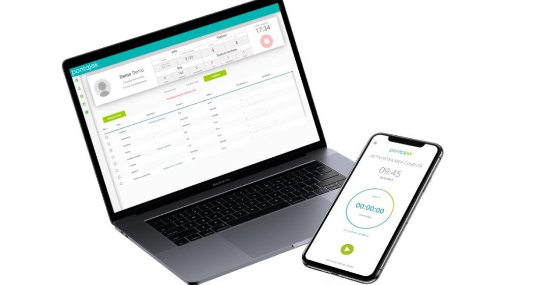 Coronavirus| Elysian Software oferă antreprenorilor gratuit aplicația PontajOK, pentru monitorizarea orelor de lucru