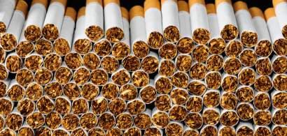 Peste 101 de milioane de țigarete de contrabandă au fost capturate în primele...