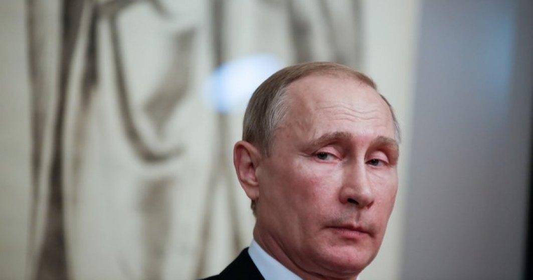 """ONU: Rusia propune un proiect de rezolutie de condamnare a """"agresiunii"""" impotriva Siriei"""