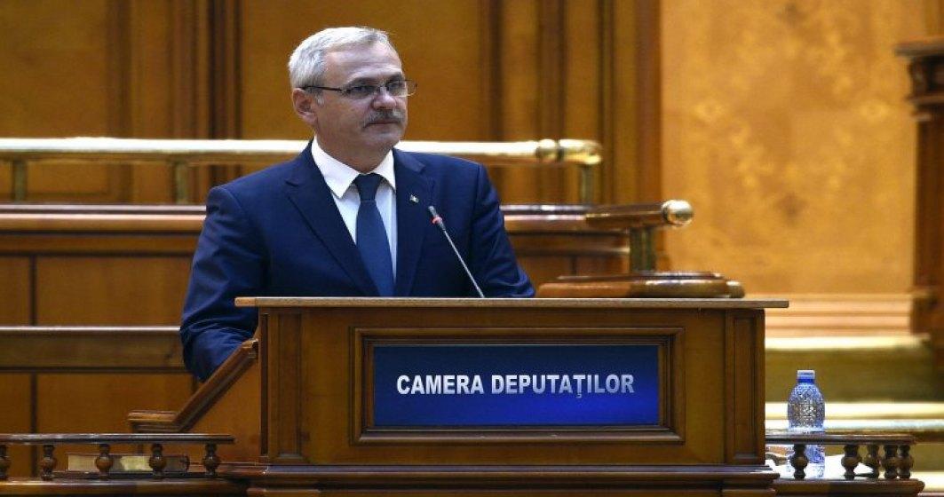 Dragnea: Sevil Shhaideh va sta la Guvern pana cand va obosi; eu nu-mi bat joc de ea