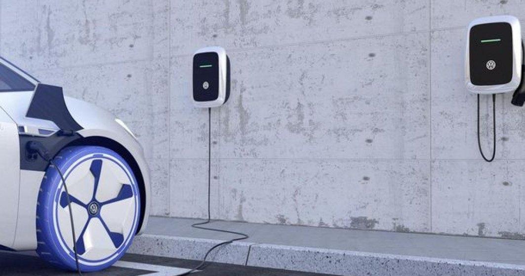 """Volkswagen are un nou brand in grup: divizia Elli va oferi energie din surse regenerabile si statii de """"incarcare inteligenta"""" pentru masinile electrice"""