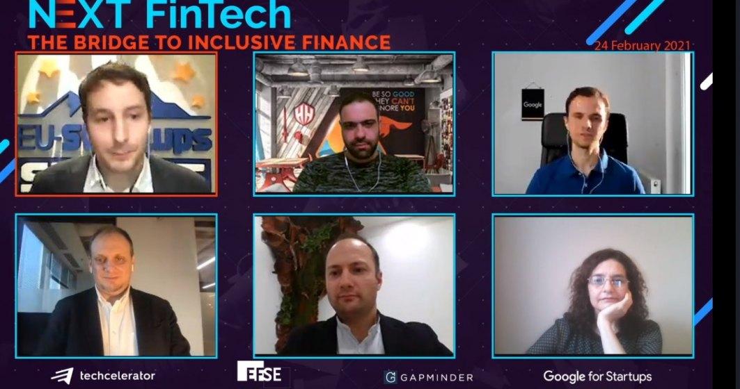 Specialiștii NEXT Fintech sfătuiesc startup-urile din domeniu: Creați un MVP și rămâneți deschiși la orice nișă de potențial business