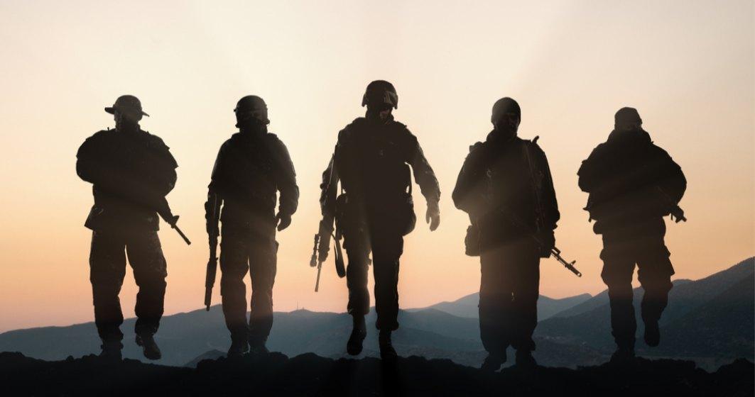 Cîțu: Vor fi înfiinţate 8.400 de posturi noi pentru militarii voluntari