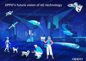OPPO aduce noi informații despre 6G, prezentând viitorul noilor rețele de...