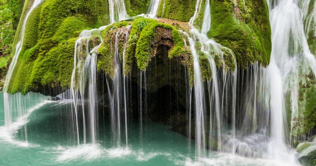 Ce spune Romsilva despre prăbușirea cascadei Bigăr