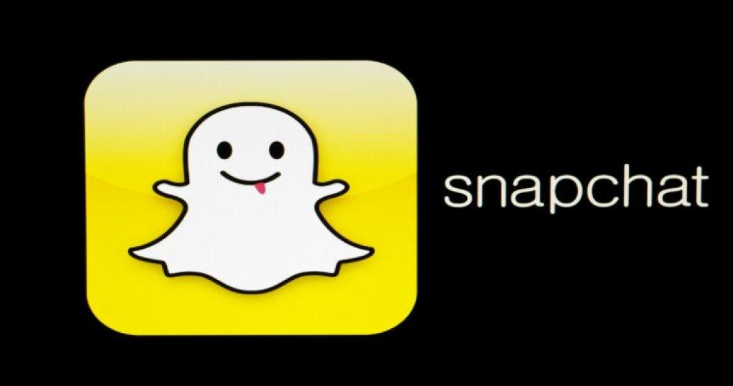Snapchat a depus confidential actele pentru listarea la bursa