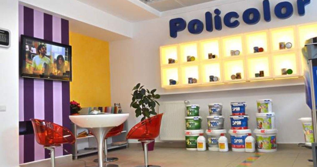 RC2 actionar principal la Policolor
