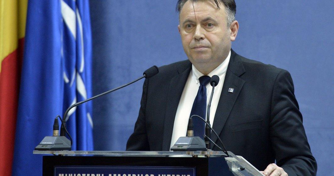 Ministrul Sănătăţii: Unifarm are stocuri de echipamente, materiale sanitare şi medicamente