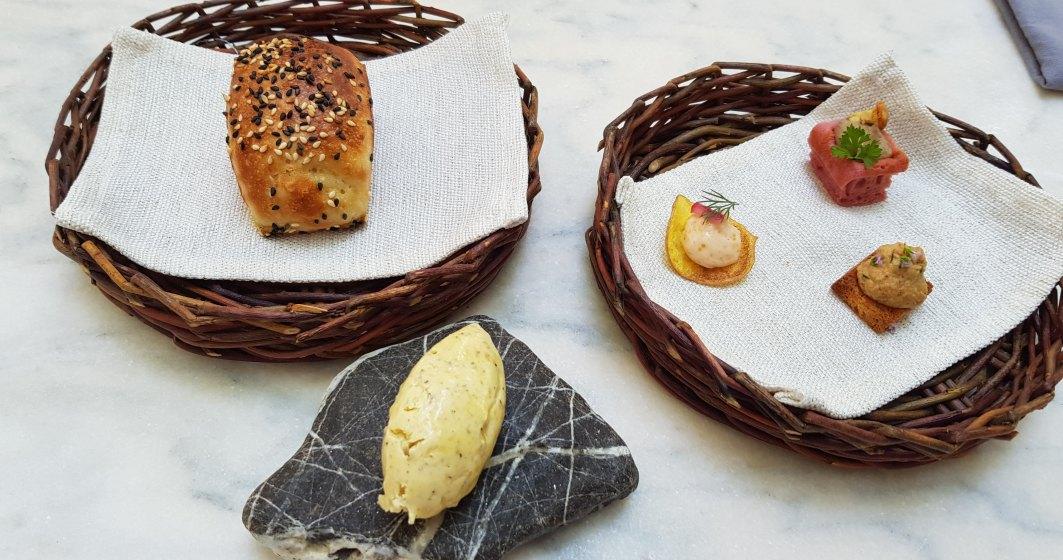 Review restaurant George Butunoiu: Anika, Noua Bucătărie Românească Fină și Creativă în Centrul Vechi