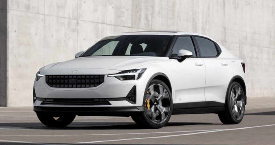 Volvo a ajuns să dețină 49,5% din producătorul de mașini electrice Polestar, după ultima achiziție