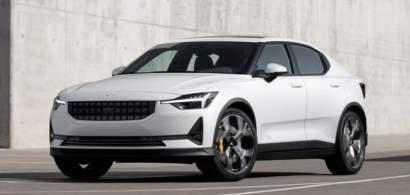 Volvo a ajuns să dețină 49,5% din producătorul de mașini electrice Polestar,...