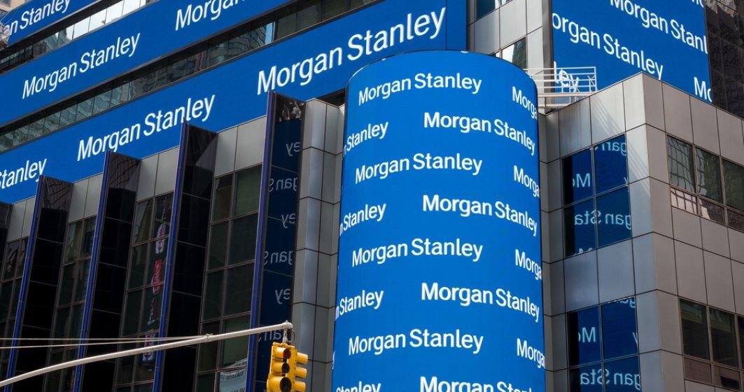Morgan Stanley ar putea sa isi mute 2.000 de angajati din City-ul londonez. Ce reactie are banca