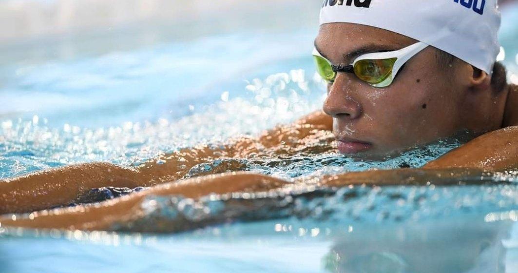 David Popovici şi Robert Glinţă s-au calificat în semifinale la Jocurile Olimpice, la înot