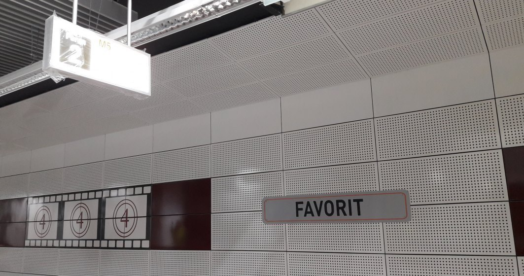 Bode, despre metroul din Drumul Taberei: Nu se poate receptiona pana la finele anului; Cuc: Metroul se poate da in circulatie in decembrie