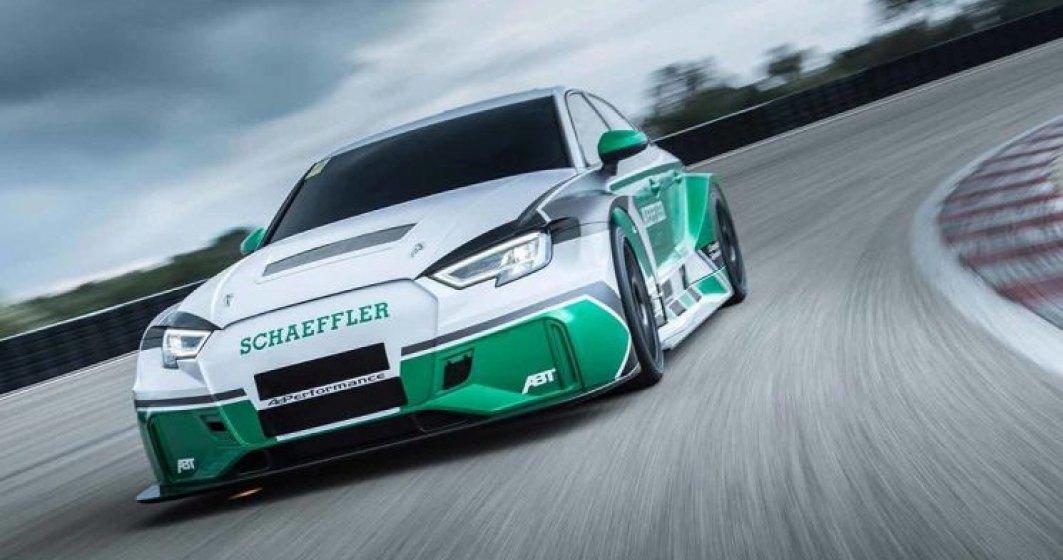 Cel mai puternic Audi RS3 construit are peste 1000 de cai si 0 emisii!