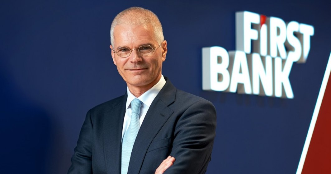"Henk Paardekooper, noul CEO First Bank vrea banking ,,The American Way"""
