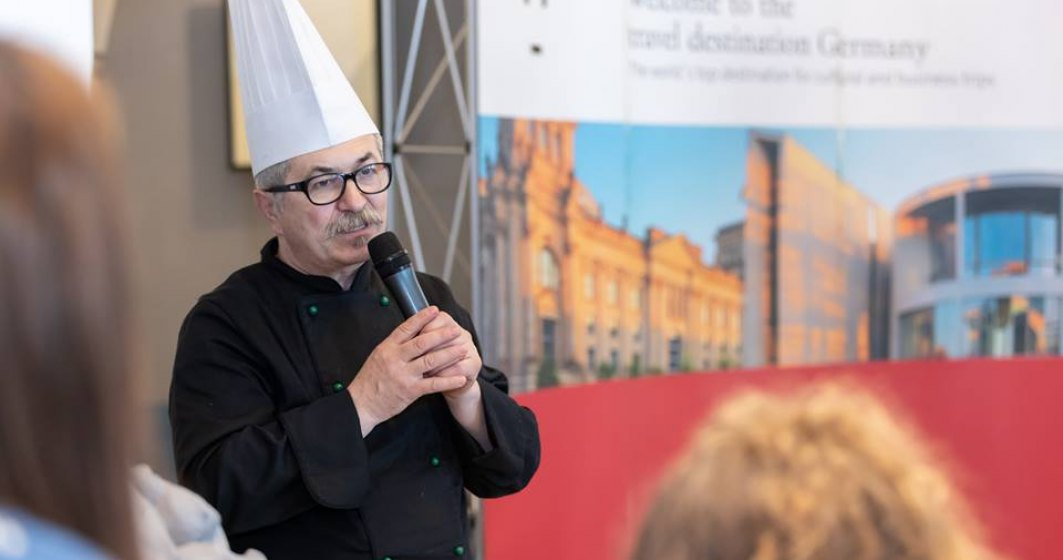 Bucatarul Petrisor: Ma enerveaza papanasii si ciorba de vacuta din meniul restaurantelor. Trebuie sa popularizam bucataria traditionala