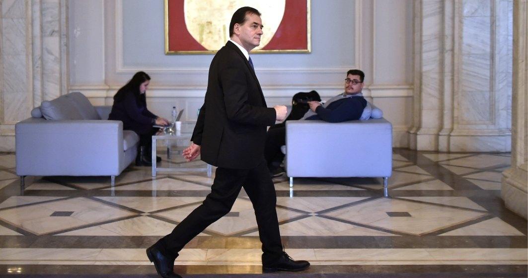 Ludovic Orban, după întâlnirea cu noul ministru al Sănătăţii: Păstrăm aceleaşi direcţii de acţiune