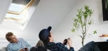 Cea mai recenta inovatie pe piata mansardelor: Fereastra cu motor solar