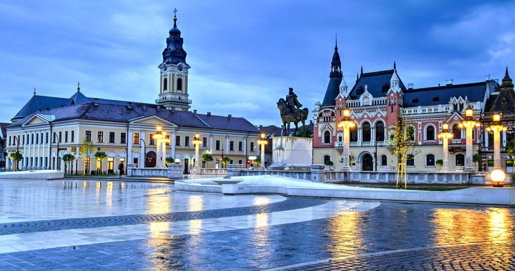 Primăria Oradea dă bani agențiilor care aduc turiști în oraș