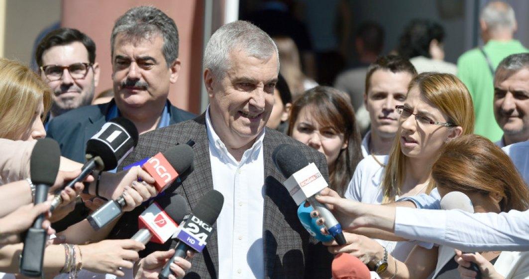 Zi decisiva pentru Calin Popescu Tariceanu in Parlament. Cererea DNA privind inceperea urmaririi penale ajunge la vot in Senat.