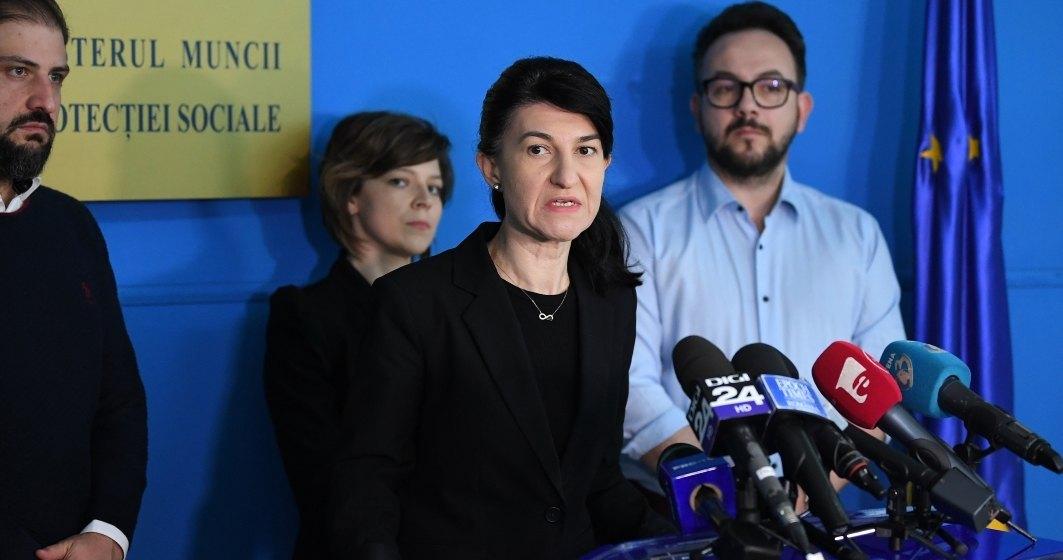 Ministrul Muncii promite că statul va deconta companiilor banii pe șomajul tehnic în 15 zile de la depunerea actelor