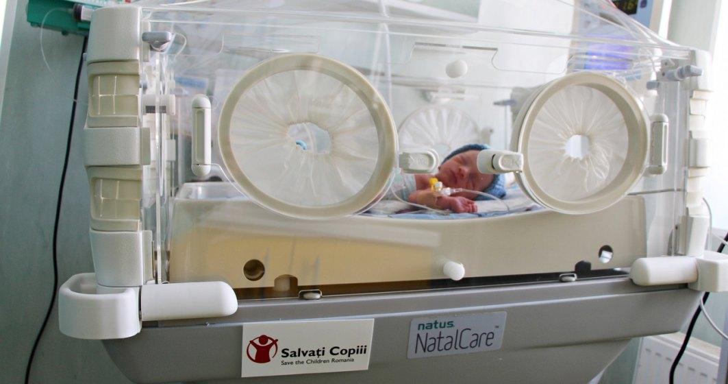 Mortalitatea infantila in Romania, departe de media UE: Pierdem un copil la fiecare sase ore