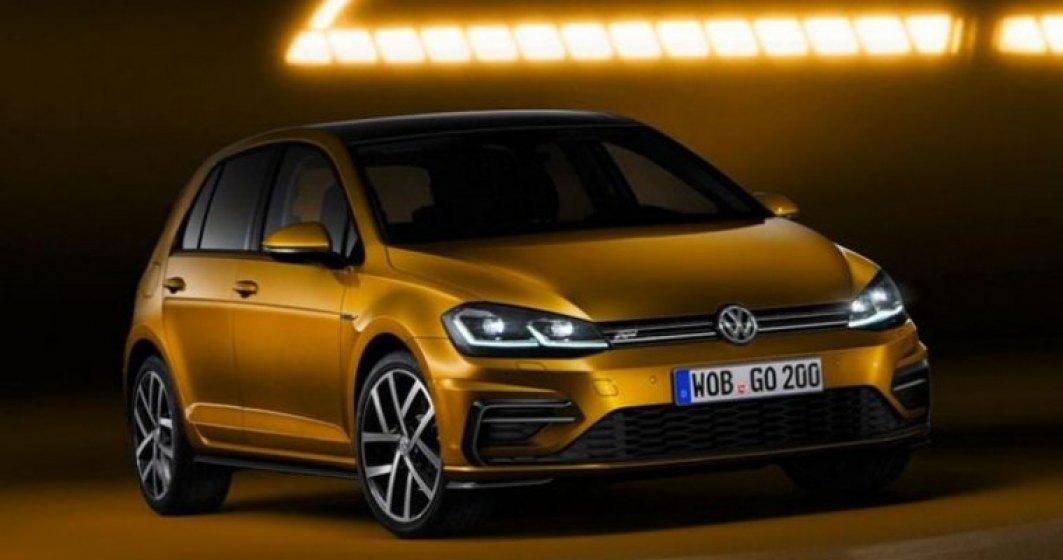VW Golf, Skoda Octavia si Rapid au fost cele mai vandute modele de catre importatorul Porsche Romania in primul semestru