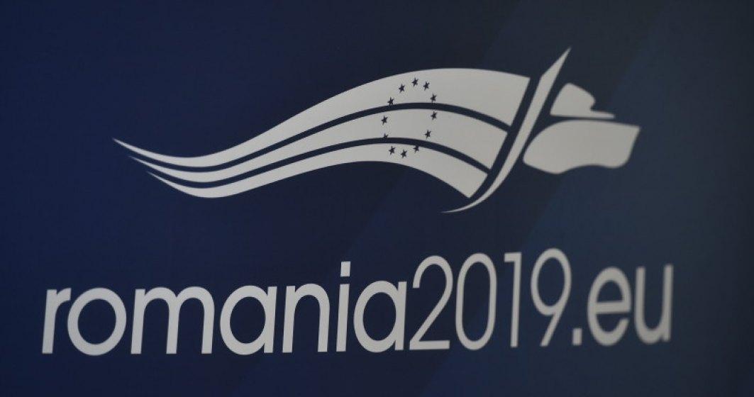 Romania isi lanseaza oficial presedintia UE. Evenimentul, marcat de tensiuni intre puteri si un protest